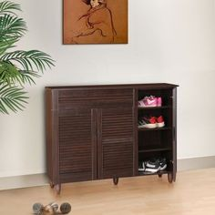 Buy Carry Engineered Wood Shoe Rack in Wenge Color by HomeTown online at Best Price. Shop Engineered Wood Shoe Rack in Wenge color from amazing designs. Avail discounts upto 50% on Shoe Rack which will elevate the decor of your house. ✔Fast Shipping ✔Easy Finance Options ✔Free Assembly. You can check out more shoe rack design at HomeTown.in