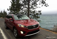 Gear Diary Covers the 2016 Kia Sorento Press Introduction at Lake Tahoe