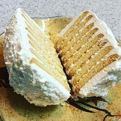 Totto (Totto‐chan) Cake アレンジ自在!超簡単なのにおいしい「黒柳徹子ケーキ」が気になる! - macaroni