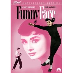 Funny Face (50th Anniversary Edition) I have been craving this movie for two weeks now!