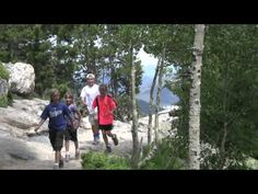 Cheap Family Travel video from Rocky Mountain National Park - Colorado, just outside of Estes Park.  Rated top outdoor adventure destination in the US by Trip Advisor. One of the best family vacation spots ever!