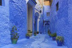Chefchaouen, Noreste de Marruecos
