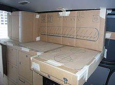 Make em out of cardboard first! ! !