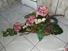bukiety na wszystkich świętych - Szukaj w Google Ikebana, Funeral, Floral Arrangements, Floral Wreath, Wreaths, Flowers, Plants, Etsy, Florists
