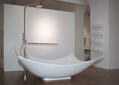 Milk bath. I love this collection of weird tubs.