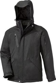 Men's Sherpa Fleece Lined Seam-Sealed Jacket Urban Gear, Mens Sherpa, Custom Embroidery, Trending Now, Apparel Design, Bomber Jacket, Winter Jackets, Shopping, Ideas