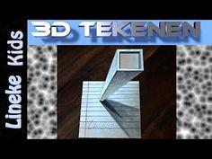 Hoe teken je een Toren / 3D tekenen / #8 - YouTube