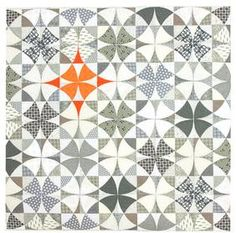 The Chic Country Quilt Pattern from Connecting Threads