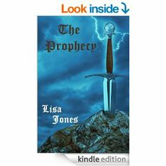 The Prophecy available in paperback, hardcover or kindle edition Kindle, My Books, Lisa, Author, Letters, Writers, Letter, Lettering, Calligraphy