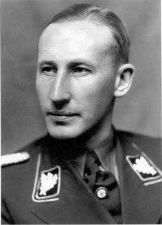 Reinhard Tristan Eugen Heydrich (7 March 1904 – 4 June 1942) was a high-ranking German Nazi official during World War II, and one of the main architects of the Holocaust. He was SS-Obergruppenführer (General) and General der Polizei, chief of the Reich Main Security Office (including the Gestapo, and Kripo) and Stellvertretender Reichsprotektor (Deputy Reich-Protector) of Bohemia and Moravia. In August 1940 he was appointed and served as President of Interpol.