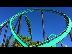 #AMUSEMENTPARKS #CALIFORNIA.You Don't Have to Wait in Line to Ride This Virtual #RollerCoasterVideo: Go on a 360-Degree Roller Coaster Ride | Travel + Leisure