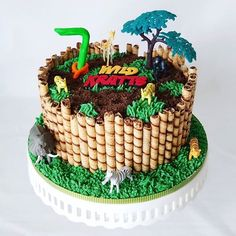 Image result for wild kratts cake