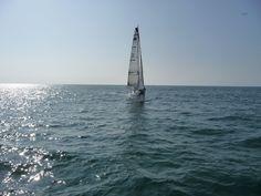 Practice sail - Marina Del Rey, CA