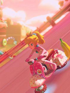 Super Peach World Super Mario Princess, Mario And Princess Peach, Nintendo Princess, Princess Daisy, Super Mario Bros, Peach Mario Kart, Super Peach, Walt Disney Princesses, Mario All Stars
