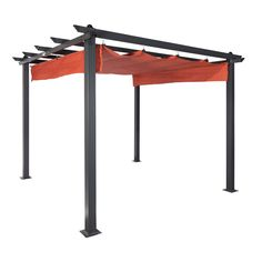 Metal Pergola from Wayfair