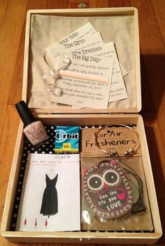 Creative Wedding Gift Ideas For My Sister : ... gift ideas on Pinterest Be my bridesmaid, Bridesmaid gifts and