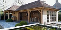 overdekte terrassen hout - Google zoeken