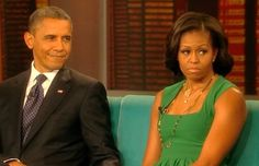 """Can you feel the heat from the side eye Michelle is throwing! """" Everything about this says that someone said something horrible that Michelle's. Sara Smile, Best Of Tumblr, Barack And Michelle, Im Tired, Funny Tumblr Posts, True Beauty, Being Ugly, Obama, Laughter"""