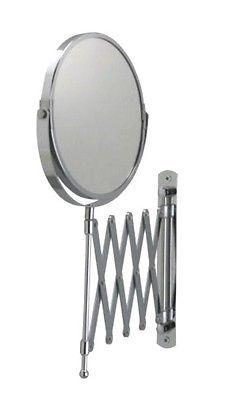 IKEA Mirror Extendable Magnifying Mirror. Bought one of these 2 weekends ago for master bathroom.