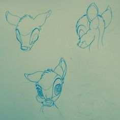 Bambi expressions