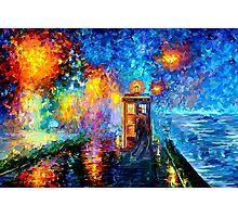 Mysterious Man at beautiful Rainbow Place Photographic Prints @pointsalestore #PhotographicPrints #artdesign #digitalart #painting #abstract #drawing #ink #art #tardis #doctorwho #phonebox #phonebooth #badwolf #starrynight #vangogh #halloween #bluephone #timemachine #timetraveller #davidtennant #timevortex #strangecity