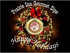 Such a wonderful time of year, so magical, time spent with family and friends snacking on our famous Crab Dip and Crackers.