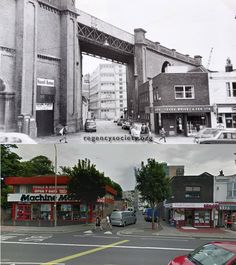 Brighton England, Brighton And Hove, Old London, My Town, Old Pictures, Origins, Vintage Photos, Past, Street View