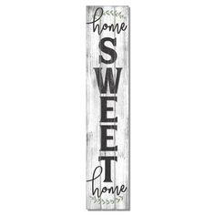 Home Sweet Home Pine Pallet Wall Décor Pallet Wall Decor, Wood Pallet Signs, Diy Wood Signs, Painted Wood Signs, Fall Pallet Signs, Welcome Signs Front Door, Wooden Welcome Signs, Front Porch Signs, Front Door Decor