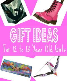 Best Gifts for 12 Year Old Girls in 2015 - Christmas, Birthday and 12-13 Year Olds