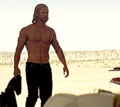 Every. | 32 Times Chris Hemsworth Made You Pregnant Without Even Touching You