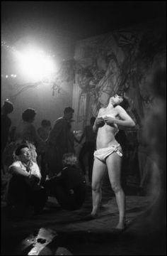 Sergio Larrain   Magnum Photos Fotografo Portafolio