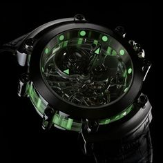 #Bvlgari Tourbillon priced at USD 184,569. #unique #watch