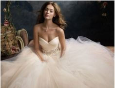 Wedding Dresses With Cleavage Click on image for more ideas