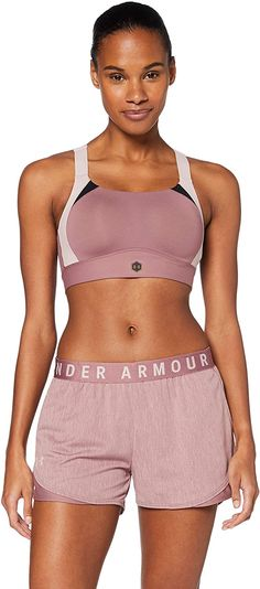 Under Armour Play Up Twist - Corto Mujer Skinny Arms Workout, Full Body Gym Workout, Best Fat Burning Workout, Forearm Workout, Pool Workout, Workout Exercises, Boxing Training Workout, Taekwondo Training, Shoulder Workout Bodybuilding
