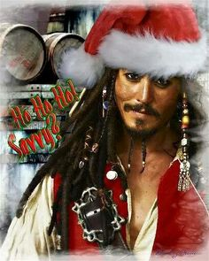 HO HO HO Savy - Johnny Depp