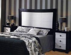 Têtes de lit en bois: modèle VIENA.