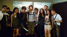 MAZE RUNNER COSPLAY<<< idk who you are but I want to be ur friend.