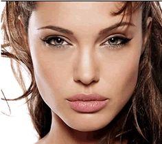 Angelina Jolie-Celebrity Make-up Looks