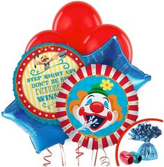 PartyBell.com - Carnival Games #Balloon Bouquet
