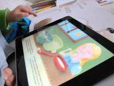Kultakutri-satu saatavana vuorovaikutteisena suomenkielisenä e-kirjana tablet-laitteille