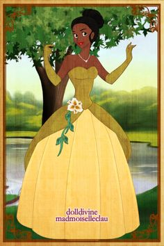 Tiana! (Limited resources!!)