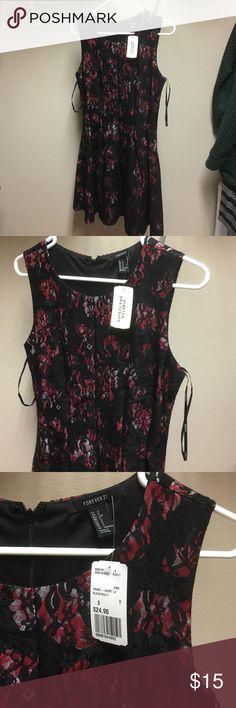🐘🌹🐘🌹🐘Forever 21 dress New, never used Forever 21 Dresses Midi