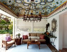 Incredible ceiling by #Modello Designs