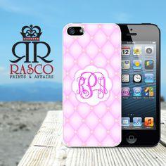 Personalized iPhone Case, Monogram iPhone