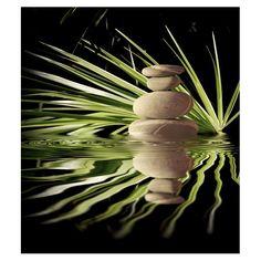 Image detail for -Galets Zen - Tableaux laminés Art On Wall - Boutique déco laminage ...