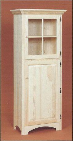 36 Inch Hoosier Cabinet