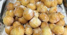 混ぜて揚げるだけ簡単に作れるもちもちドーナツです(^O^)