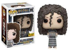 New Harry Potter Funko Pops Include Bellatrix, McGonagall, And More
