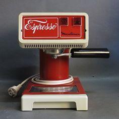 Vintage 1970 Espresso Machine Moulinex by TheOldForestCottage, $220.00