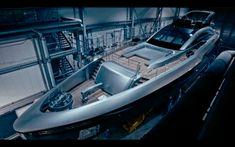 Rossinavi teases the 49m superyacht Flying Dagger